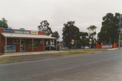 Darley general store and school, Nelson Street, 2010