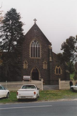 Clunes Roman Catholic Church, 2010