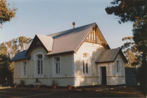 Eddington primary school, 2010