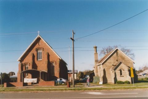 Anglican Church, Sebastopol, 2010