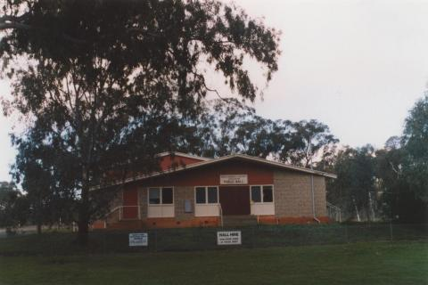 Lockwood South hall, 2010