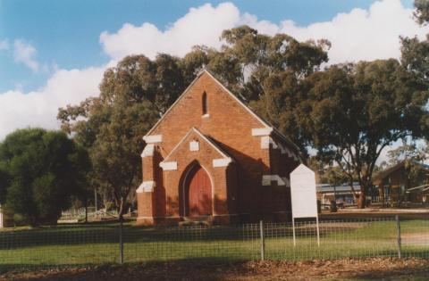 St Stephens Church of England (1872), Lockwood, 2010