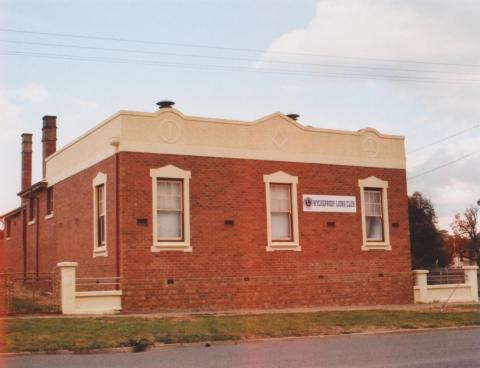 Masonic Lodge, Wycheproof, 2010