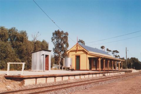Railway Station, Wycheproof, 2010