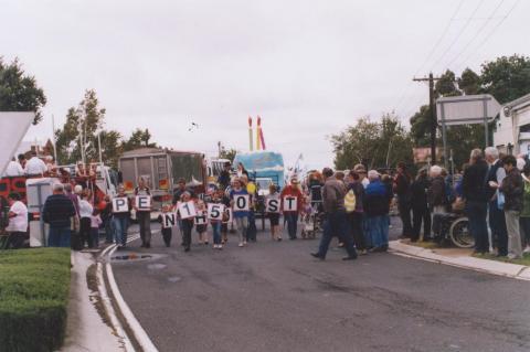 150th Anniversary Procession, Penshurst, 2010