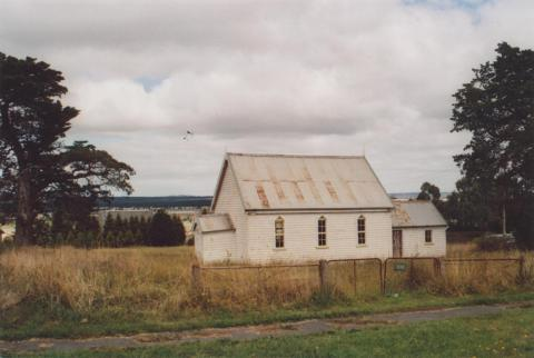 Presbyterian Church, Beveridge, 2011