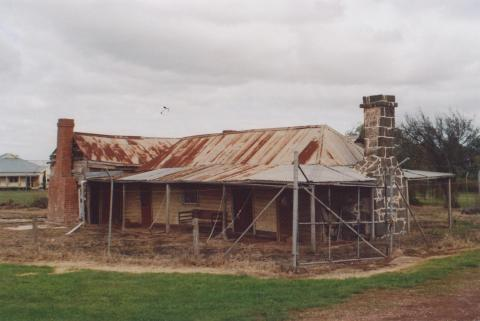 John Kelly's House, Beveridge, 2011