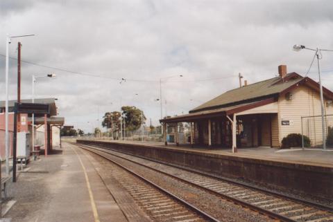 Railway Station, Wallan, 2011