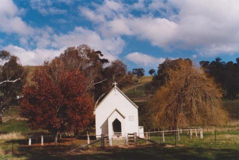 Anglican Church, Molesworth, 2011
