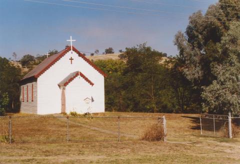 Roman Catholic Church, Bethanga, 2006