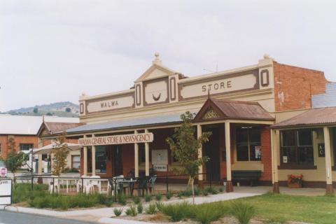General Store and Newagency, Walwa, 2010