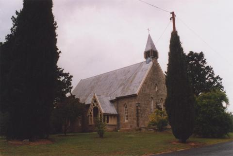 Anglican Church, Yackandandah, 2010