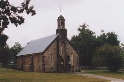 Uniting Church, Yackandandah, 2010