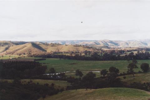 Goulburn Valley, Alexandra, 2011