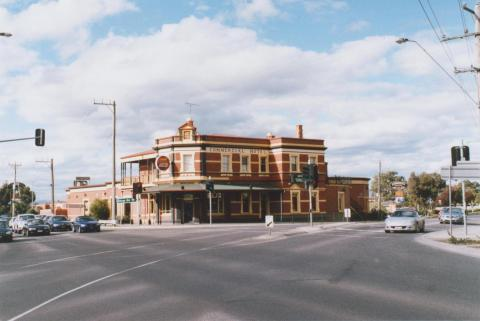 Commercial Hotel, South Morang, 2011