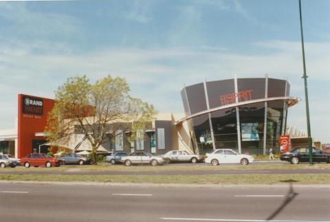 Brandsmart Factory Outlets, Maroondah Highway, Nunawading, 2002