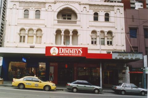 Dimmeys Retail Store, Bourke Street, Melbourne, 2005