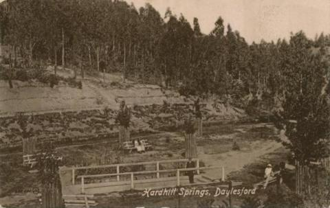 Hardhill Springs, Daylesford