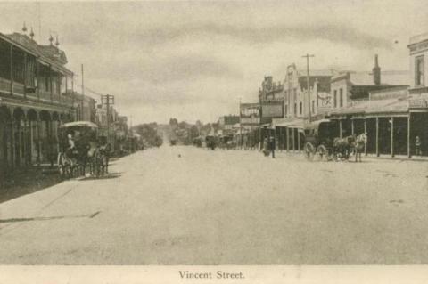 Vincent Street, Daylesford