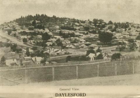 General view, Daylesford