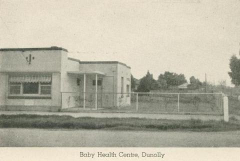 Baby Health Centre, Dunolly