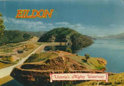 View from Mount Pinniger, Eildon