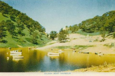 Eildon Boat Harbour