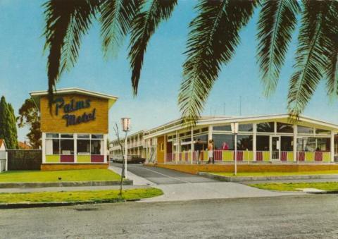 Palms Motel, Footscray