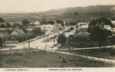 Township, Foster