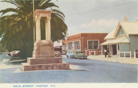 Main Street, Foster