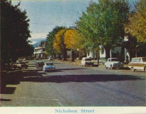 Nicholson Street, Healesville