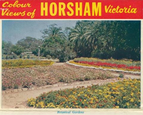 Botanical Gardens, Horsham