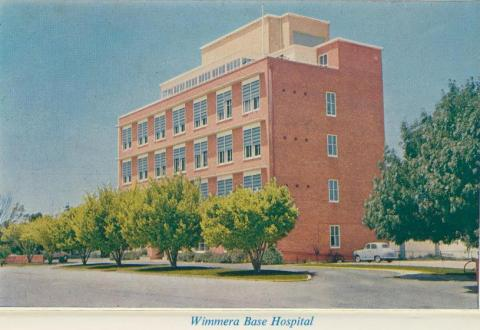 Wimmera Base Hospital, Horsham