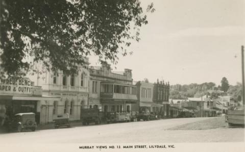 Main Street, Lilydale