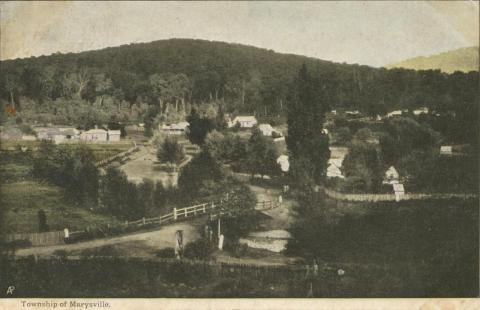 Township of Marysville, 1905