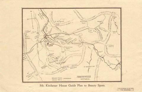 Mount Kitchener House, Marysville, c1925, page 6