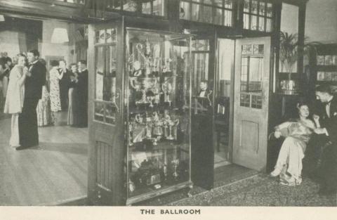 The Ballroom, Mount Buffalo, 1953