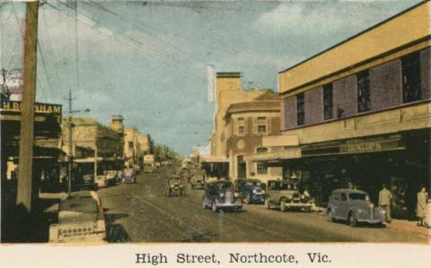 High Street, Northcote