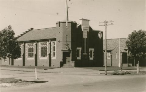 Presbyterian Church, Oakleigh