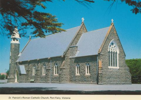 St Patrick's Roman Catholic Church, Port Fairy
