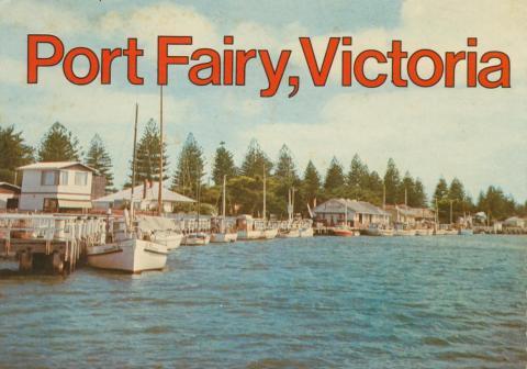 Fisherman's Wharf, Port Fairy
