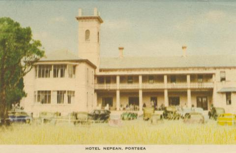 Hotel Nepean, Portsea