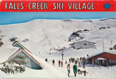 Falls Creek Ski Village