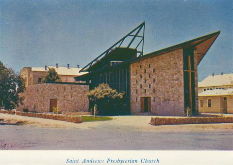 Saint Andrews Presbyterian Church, Horsham, 1965