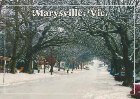 Main Street, Marysville, 2006