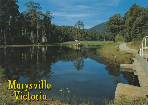 Darmody's Lake, Marysvillle, 2002