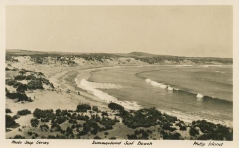 Summerland Surf Beach, Phillip Island
