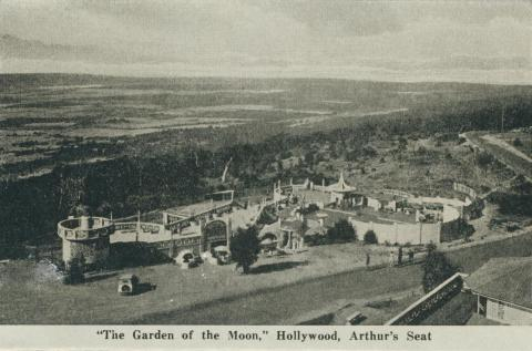 The Garden of the Moon, Hollywood, Arthur's Seat, 1942