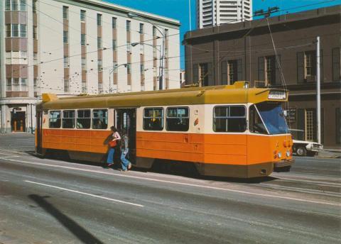 Melbourne's Z-Class Tram
