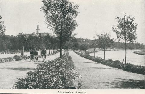Alexandra Avenue, Melbourne